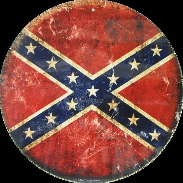 Bilde av Rebel Flag Weathered