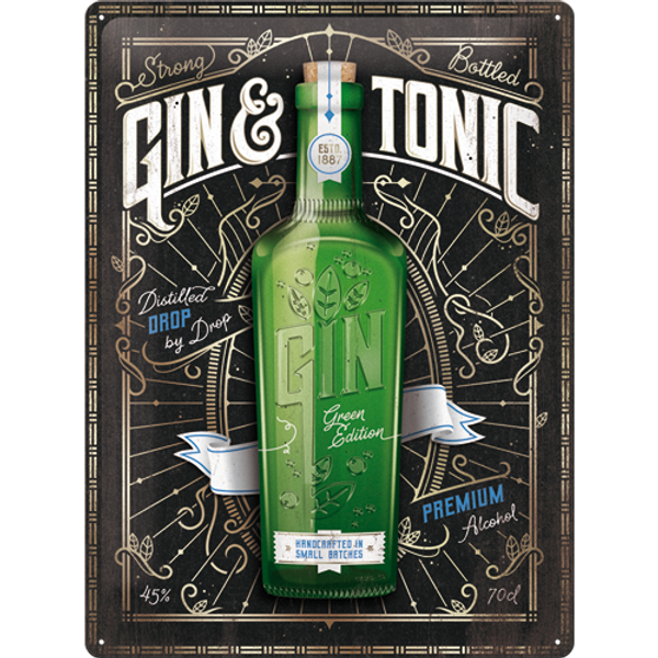 Bilde av Gin & Tonic Green Special Edition