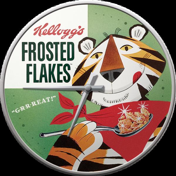 Bilde av Kelloggs Frosted Flakes Tony Tiger