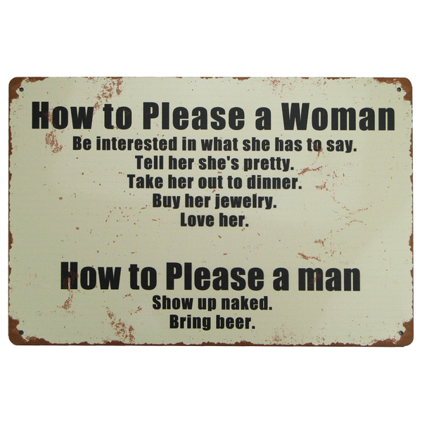 Bilde av How To Please a Woman/Man