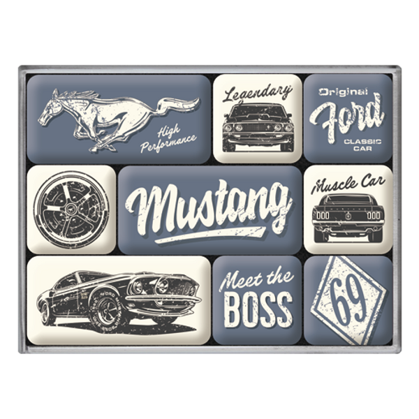 Ford Mustang The Boss