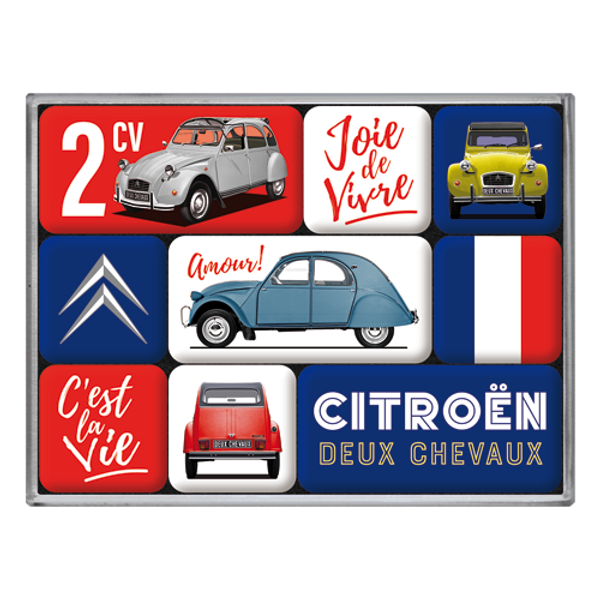 Citroen 2CV C'est la vie