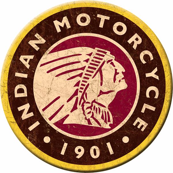 Bilde av Indian Logo