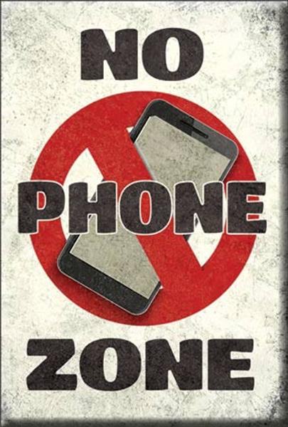 Bilde av No Phone Zone