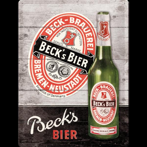 Bilde av Becks Green Bottle Wood