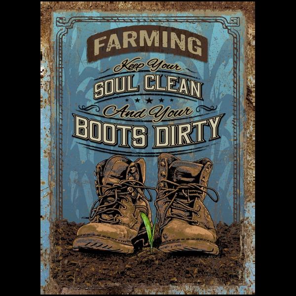 Bilde av Soul Clean Boots Dirty
