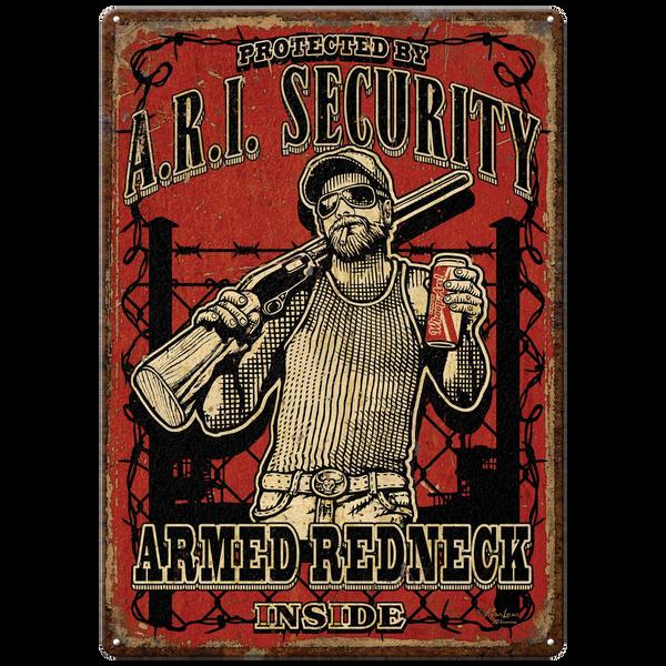 Bilde av Armed Redneck Inside