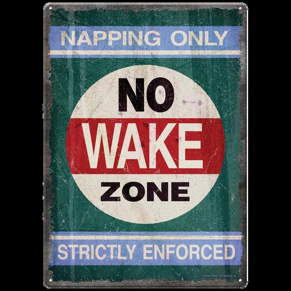 Bilde av No Wake Zone