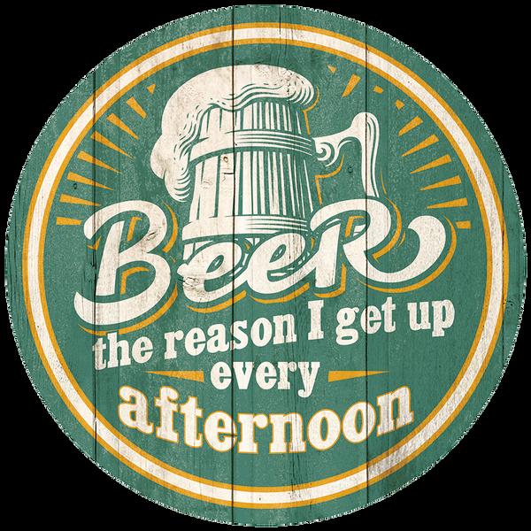 Bilde av Beer Afternoon Wakeup Round Small