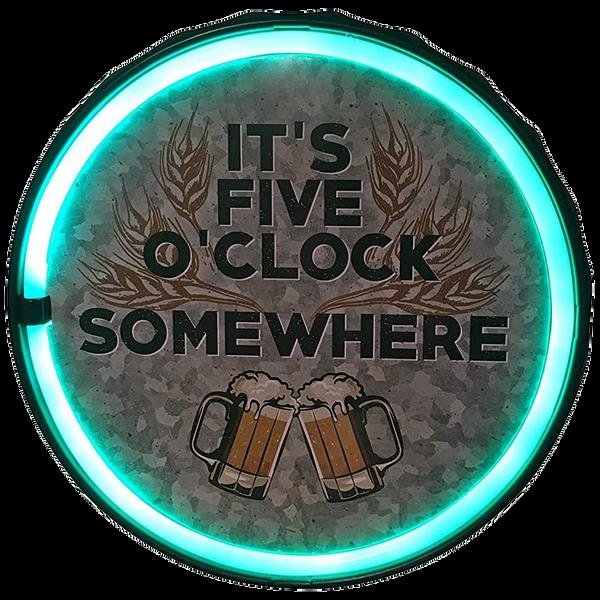 Bilde av Its Five O'Clock Somewhere LED Tube