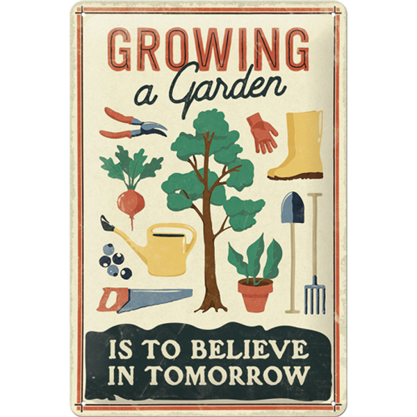 Bilde av Growing a Garden