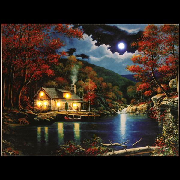 Bilde av Cabin by the Lake