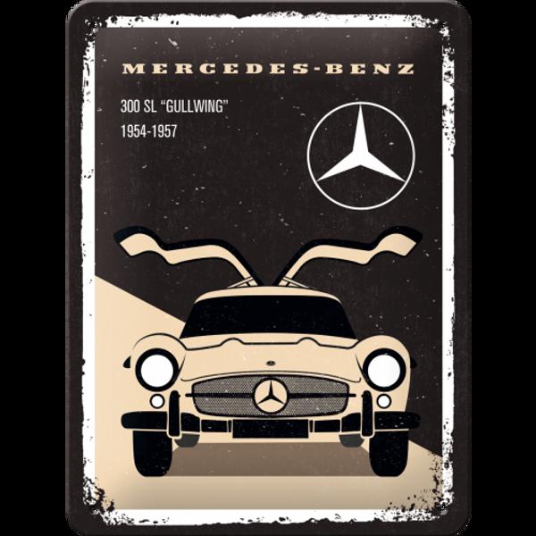 Bilde av Mercedes-Benz 300 SL Beige