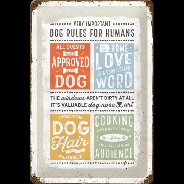Bilde av Dog Rules for Humans
