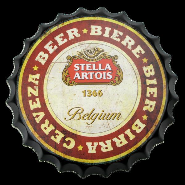 Bilde av Stella Artois Beer Cap
