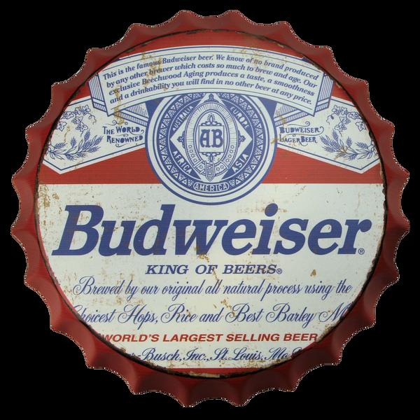 Budweiser Beer Cap