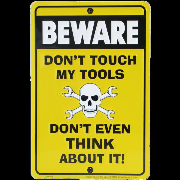 Bilde av Don't Touch My Tools