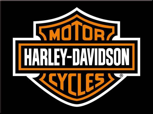 Bilde av Harley-Davidson Logo Black