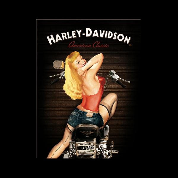 Bilde av Harley-Davidson Biker Babe