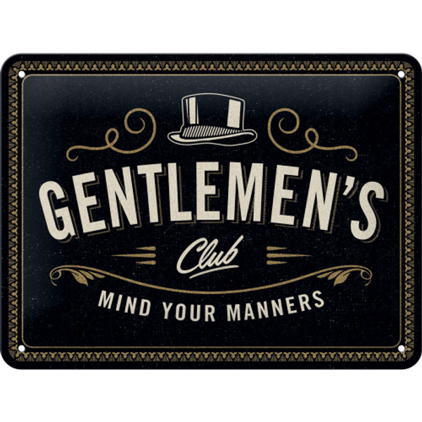 Bilde av Gentlemens Club