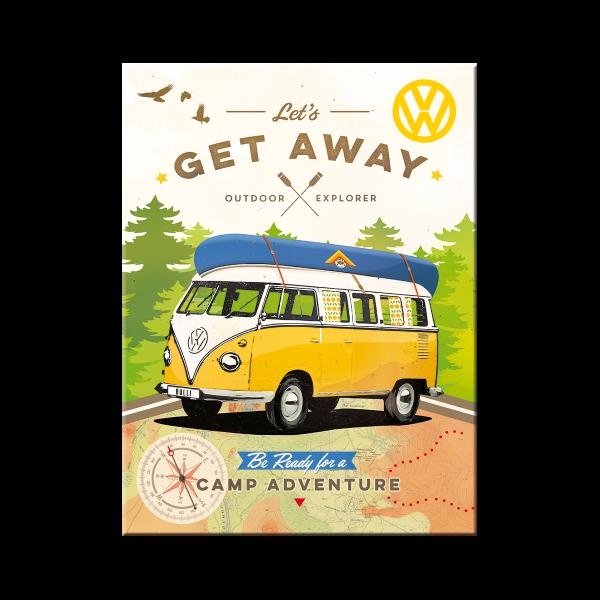 Bilde av Volkswagen Bulli Let's Get Away